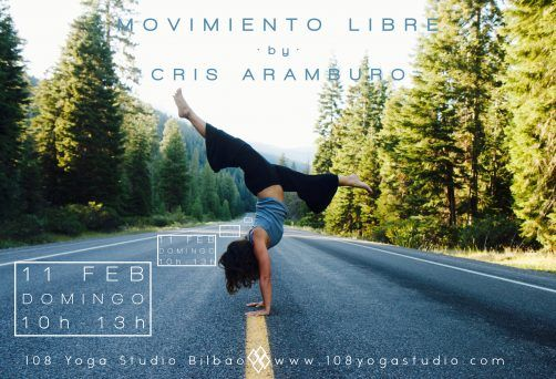 Taller Movimiento Libre by Cris Aramburo